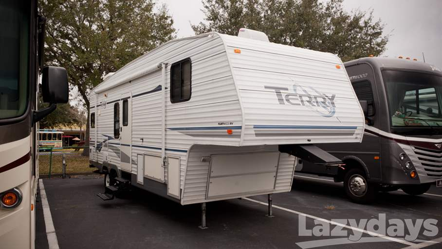 2004 Fleetwood RV Terry 285RKS