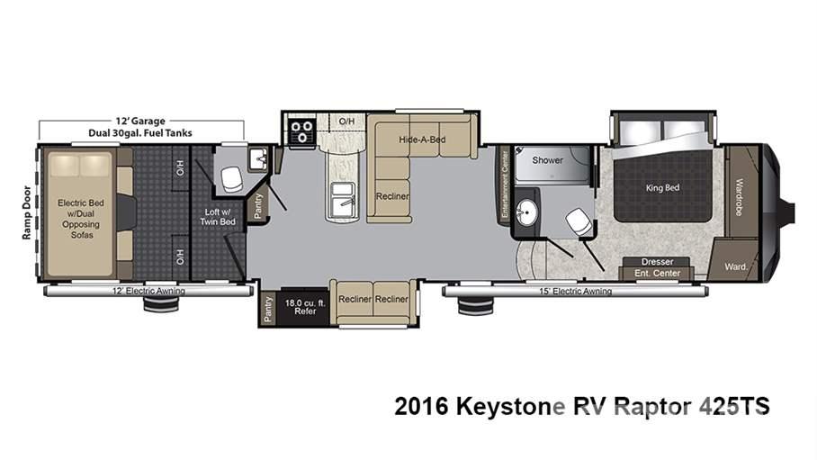 Keystone Rv Floor Plans Rv Home Plans Ideas Picture