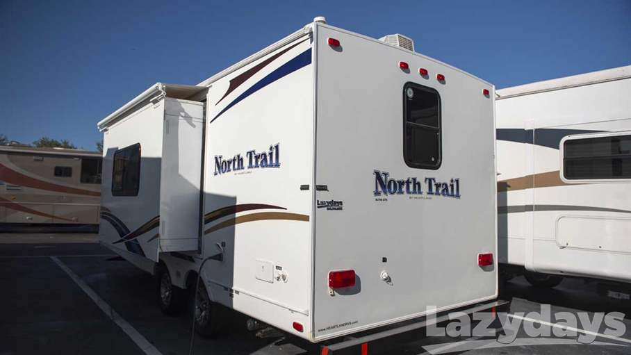 2012 Heartland North Trail 21FBS