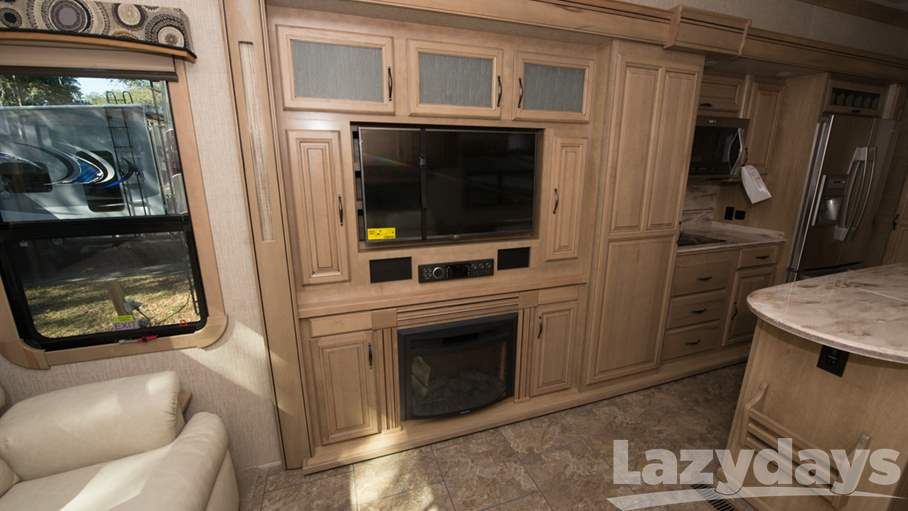 2016 Redwood RV Redwood 38GK