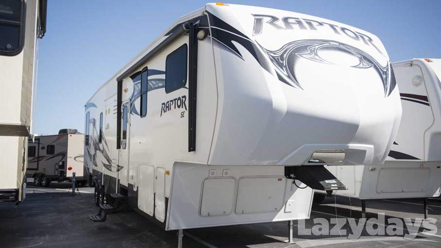 2013 Keystone RV Raptor 377SE