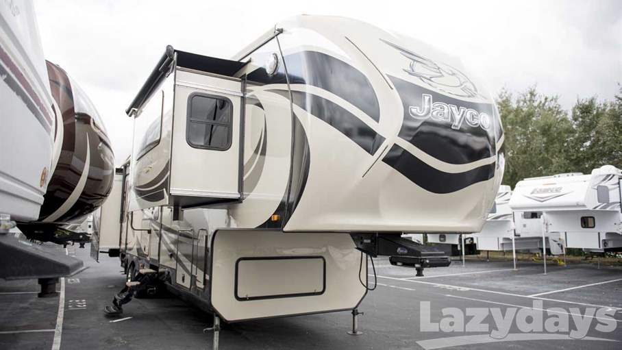 2015 Jayco Pinnacle 36FB