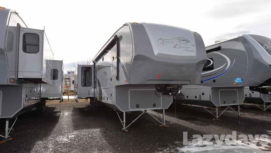 2014 Open Range Open Range 5th 417RSS