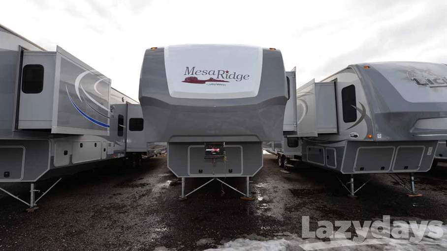 2014 Open Range Mesa Ridge 387RLS