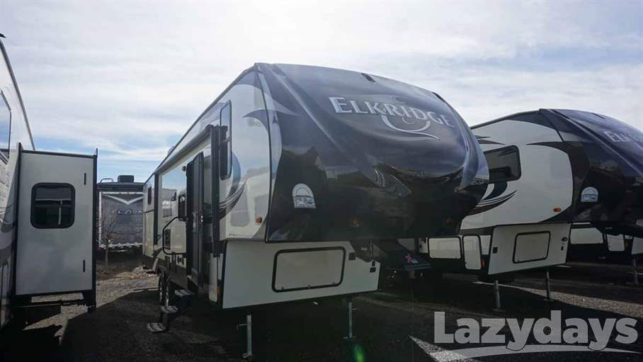 2015 Heartland Elkridge E30