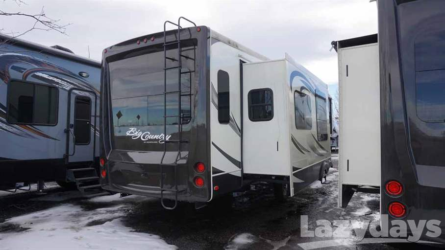 2016 Heartland Big Country 3450TS