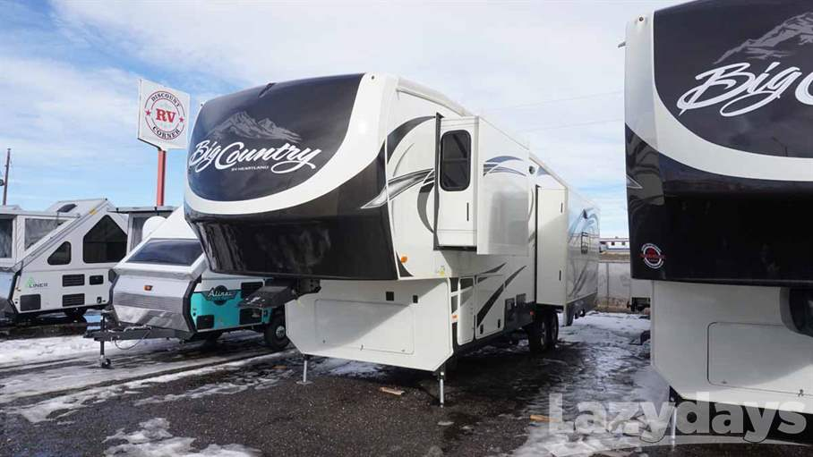 2016 Heartland Big Country 3150RL