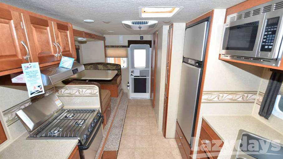 2016 Northwood Arctic Fox 1140