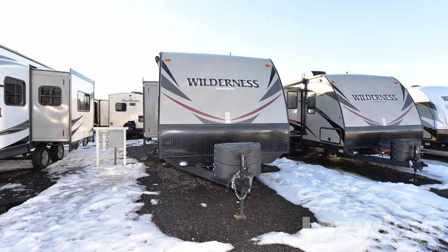 2015 Heartland WILDERNESS 2775RB