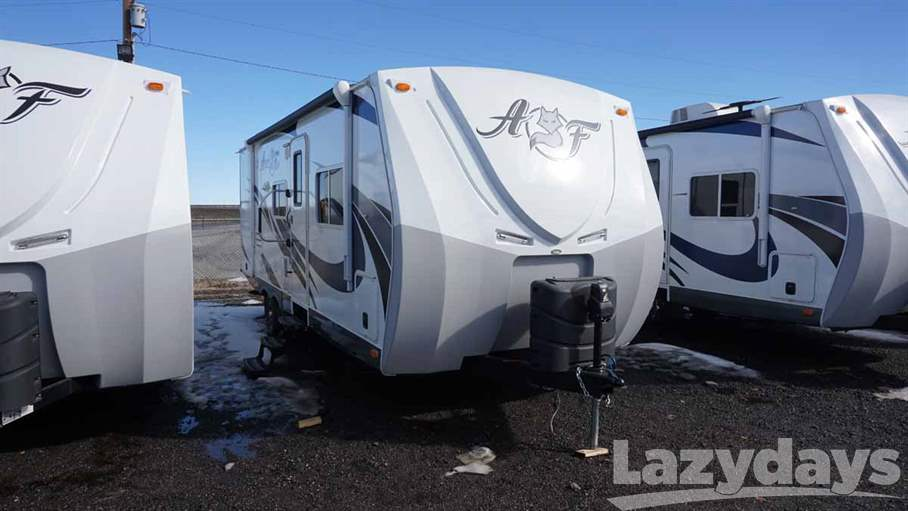 2016 Northwood Arctic Fox 24J