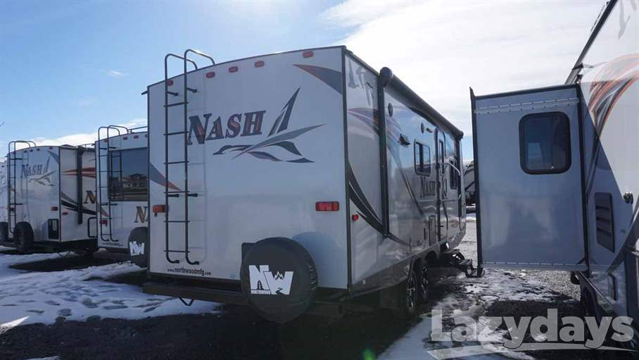 2016 Northwood Nash 23D