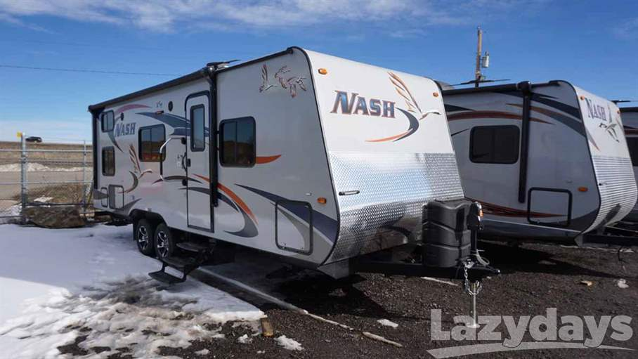 2016 Northwood Nash 23B