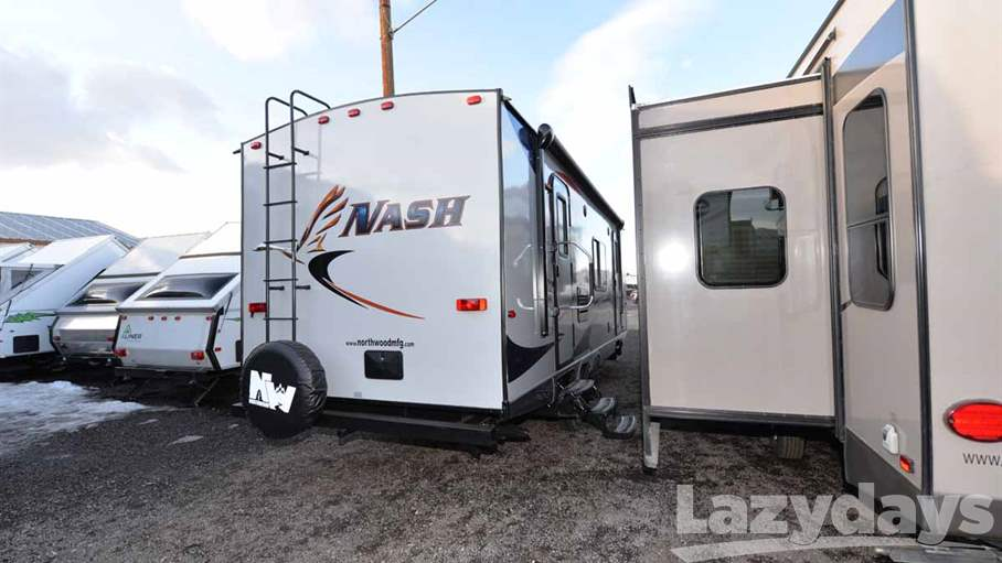 2016 Northwood Nash 24M