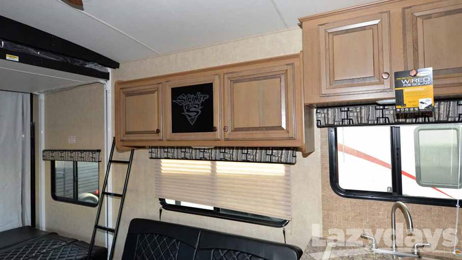 2016 Cruiser RV Stryker 2512