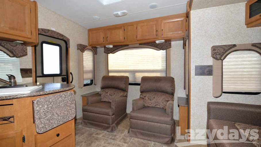 2012 Evergreen EverLite 32RL