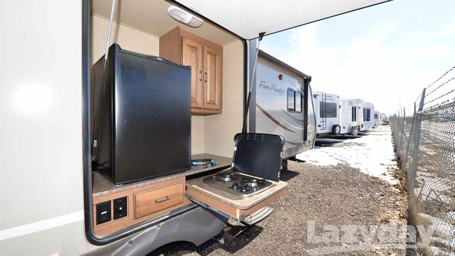 2013 Cruiser RV Fun Finder 267RES