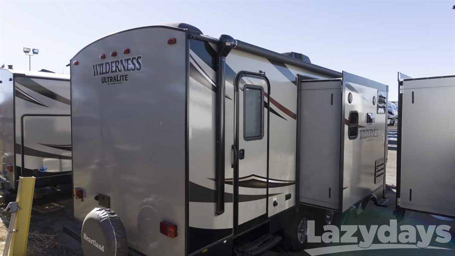 2016 Heartland WILDERNESS 2375BH