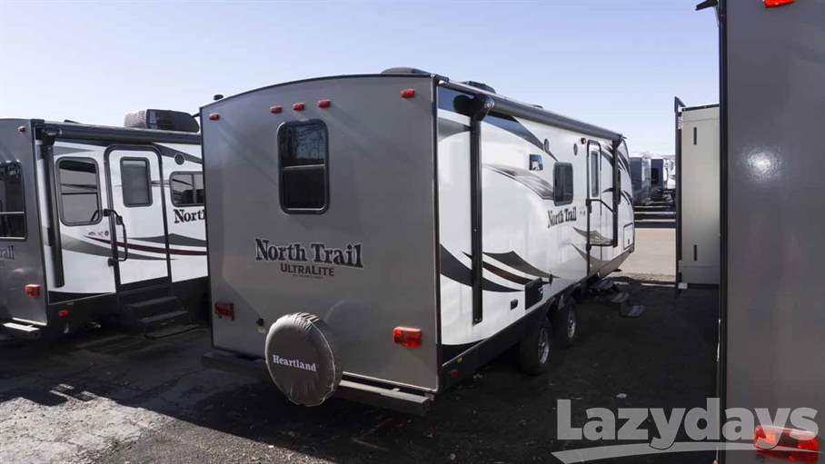 2016 Heartland North Trail 22FBS