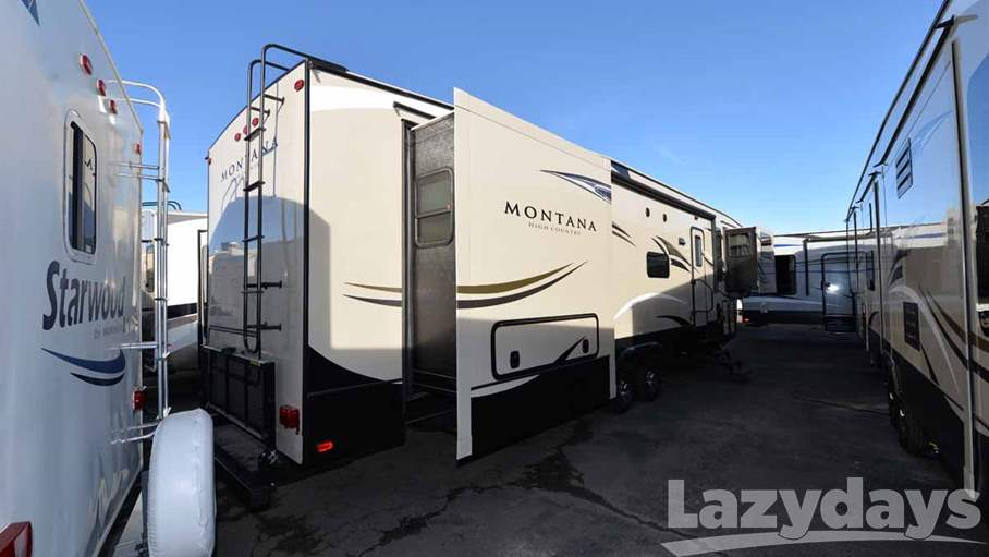 2016 Keystone RV Montana High Country 374FL
