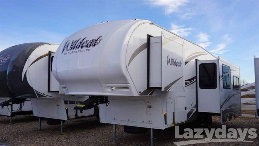 2015 Forest River Wildcat 262RLS