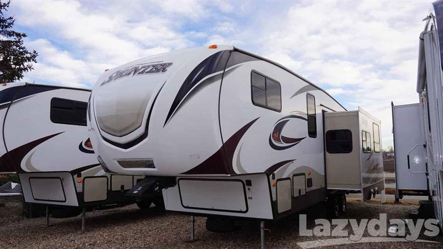 2015 Keystone RV Sprinter Copper Canyon Edition 304FWRKS