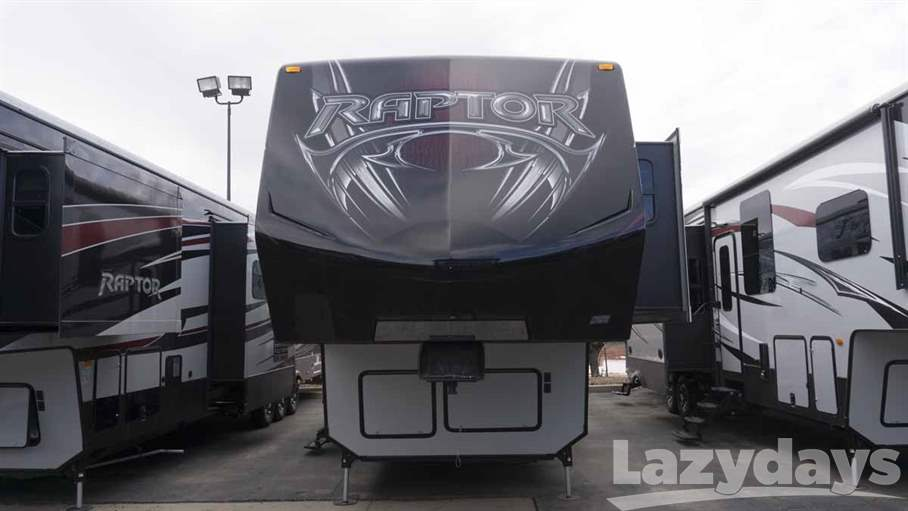 2015 Keystone RV Raptor 375TS