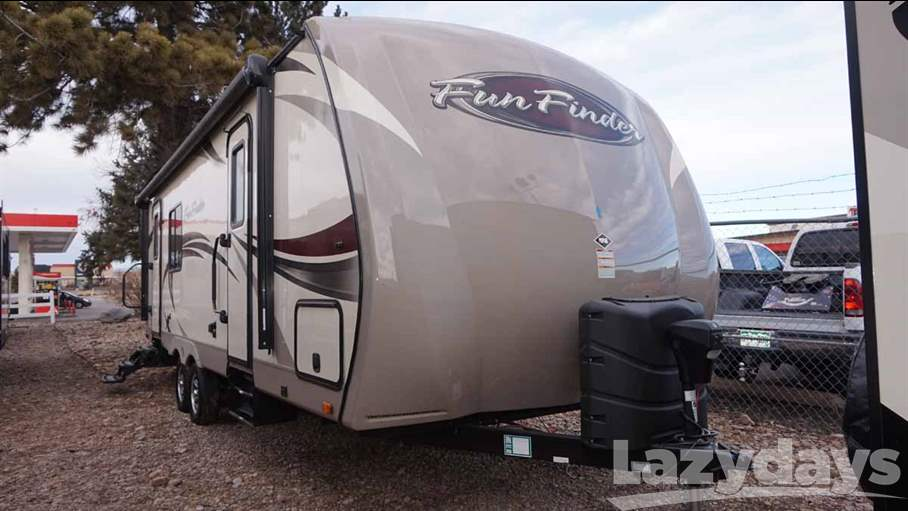 2016 Cruiser RV Fun Finder 241LRK