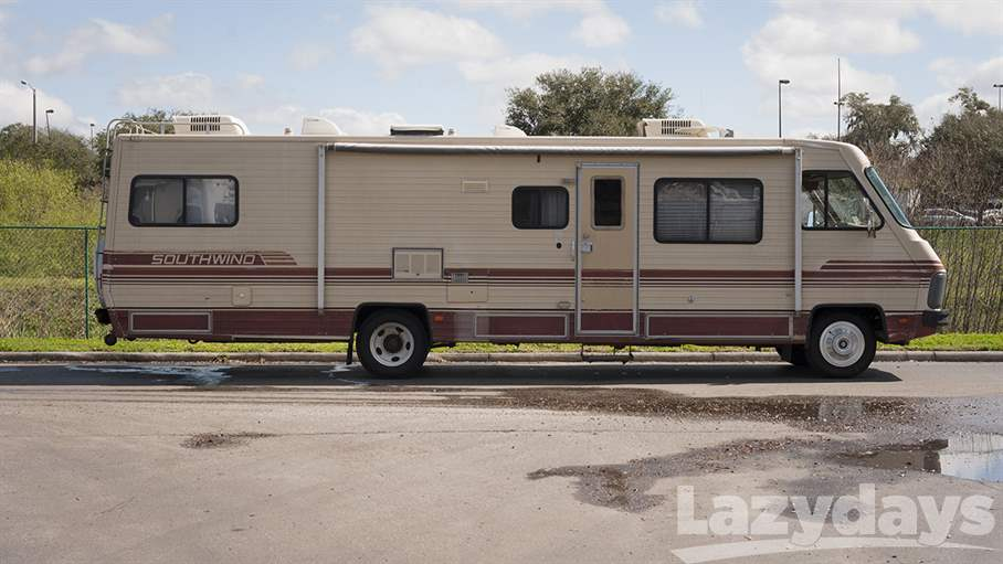 Rv Trade In Value >> 1984 Fleetwood RV Southwind 34 for sale in Tampa, FL | Lazydays