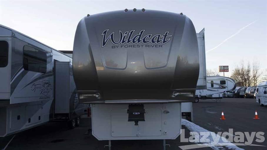 2016 Forest River Wildcat 312BHX