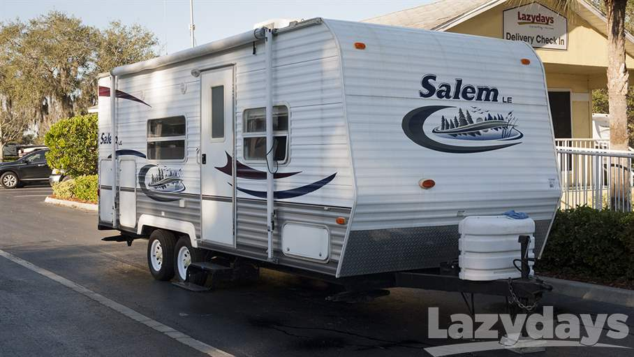 2006 Forest River Salem LE 27BHSS