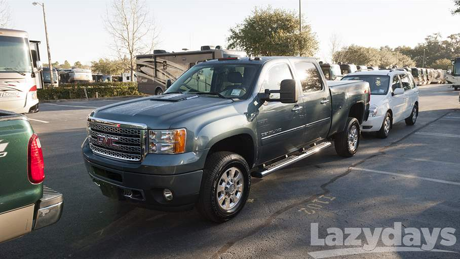 2011 GMC Denali Dually