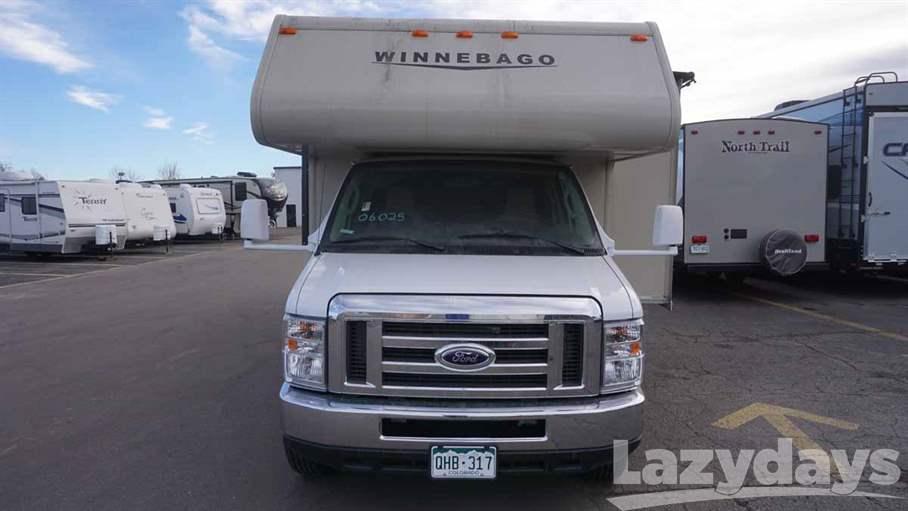 Innovative 2017 Winnebago Minnie Winnie 22R For Sale In Tampa FL  Lazydays