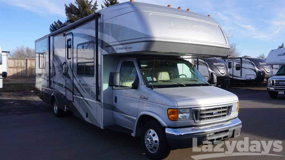 2008 Fleetwood RV Jamboree 31GT