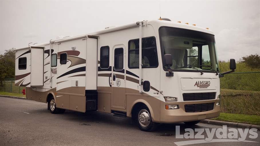 2007 Tiffin Motorhomes Allegro Open Road 28DA