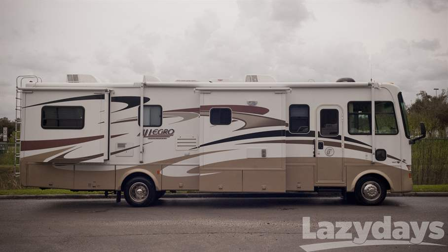 2007 Tiffin Motorhomes Allegro Open Road 34TGH