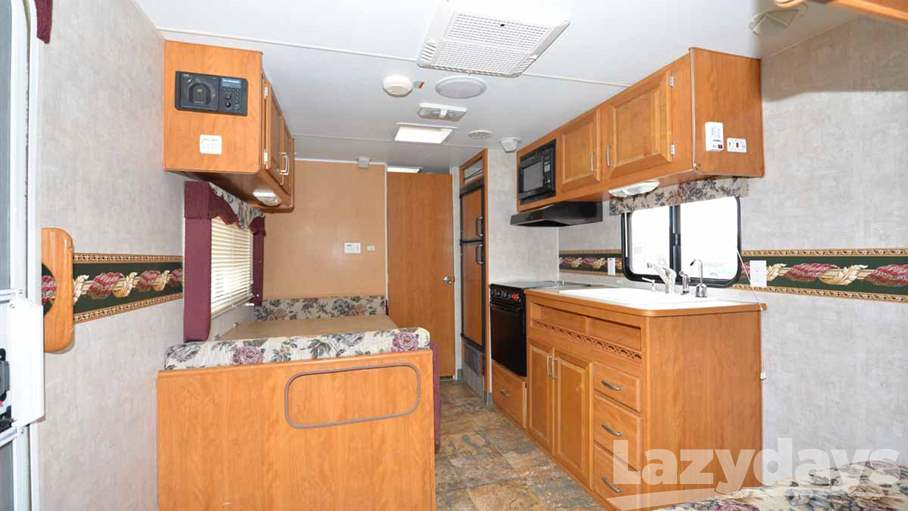 2006 Fleetwood RV Terry 250FQ