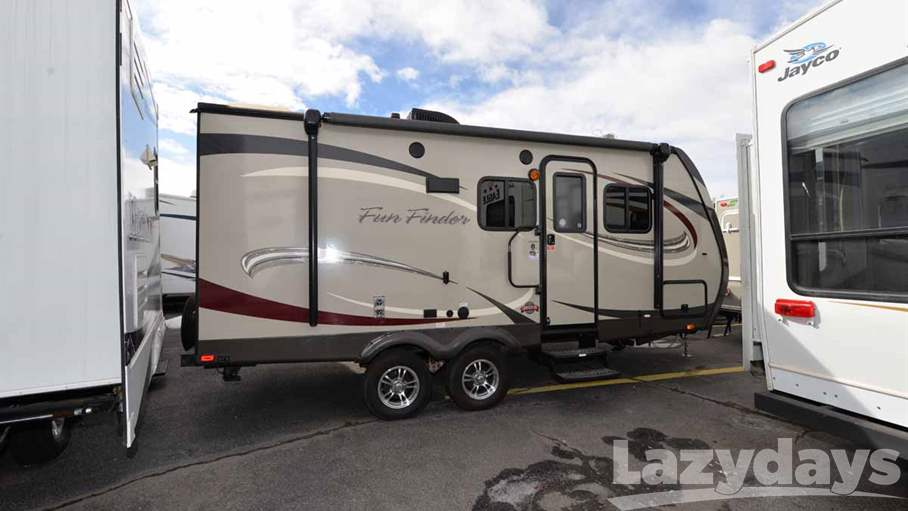2015 Cruiser RV Fun Finder 210UDS