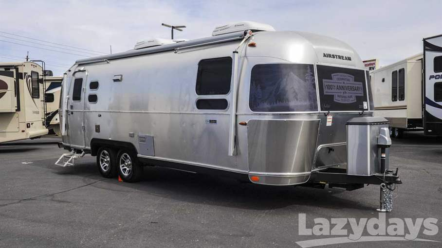 2016 Airstream Pendleton 27FB