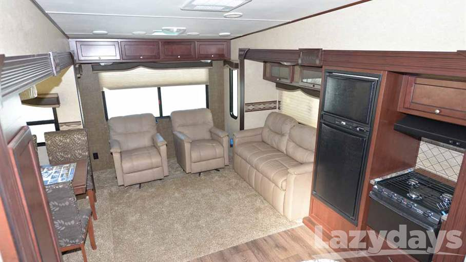 2015 Heartland Elkridge E289