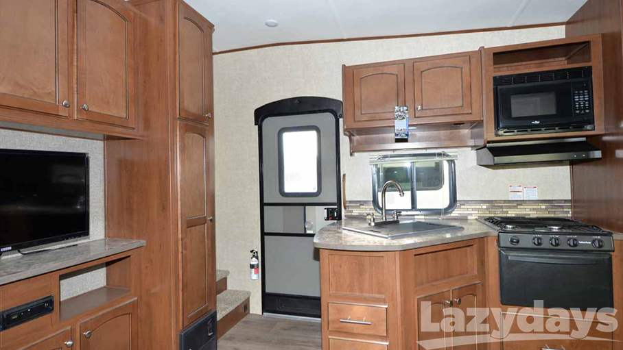 2016 Heartland Elkridge E299