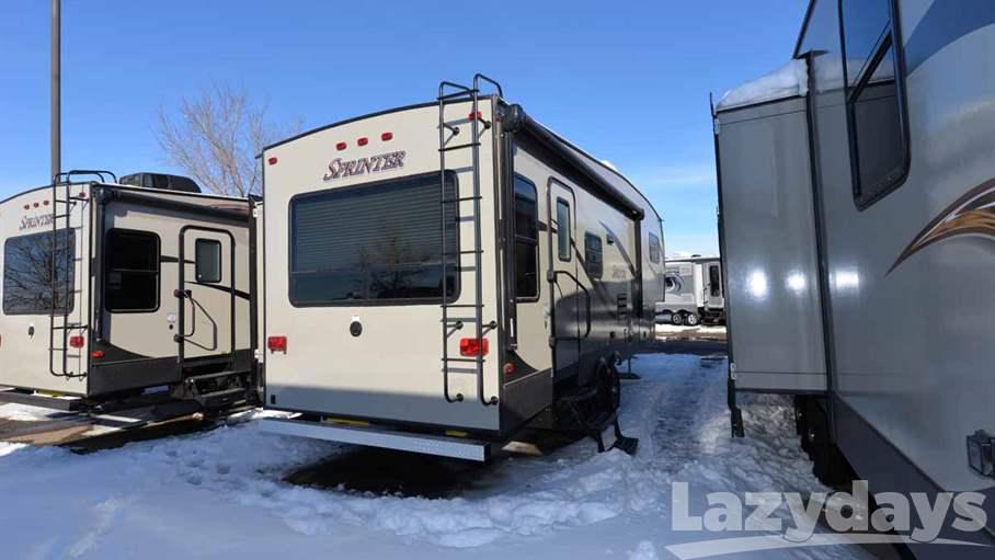 Amazing 2016 Keystone RV Sprinter 252FWRLS For Sale In Denver CO
