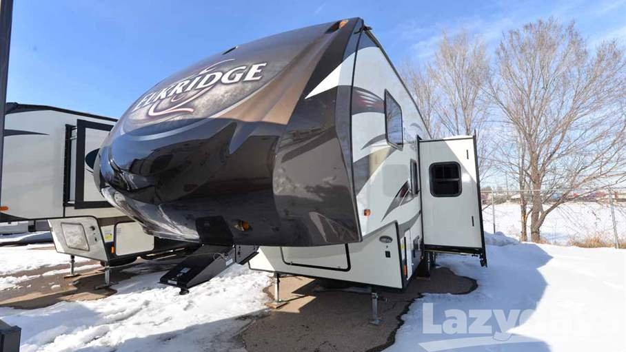 2016 Heartland Elkridge E22