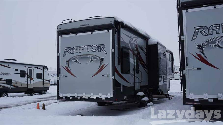 2016 Keystone RV Raptor 352TS