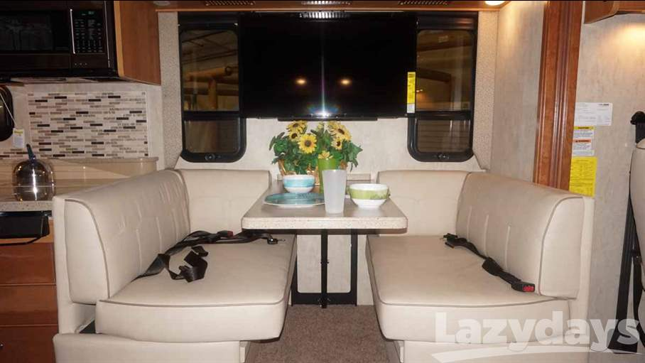 2016 Fleetwood RV Excursion 35E