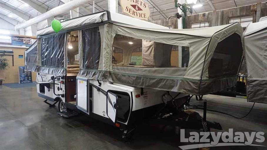 2016 Forest River Flagstaff 823D