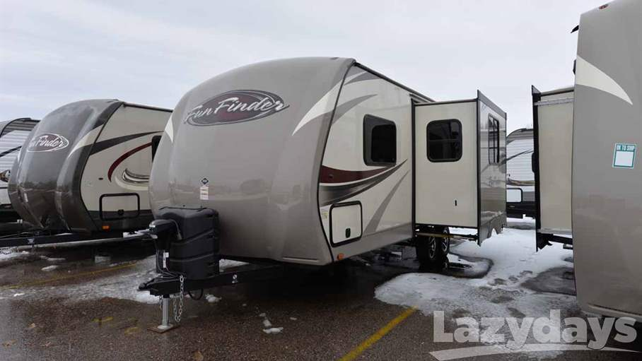 2016 Cruiser RV Fun Finder 214WSD