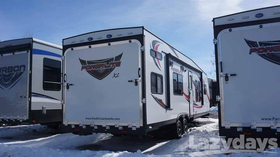 2016 Pacific Coachworks Powerlite 27FBXL