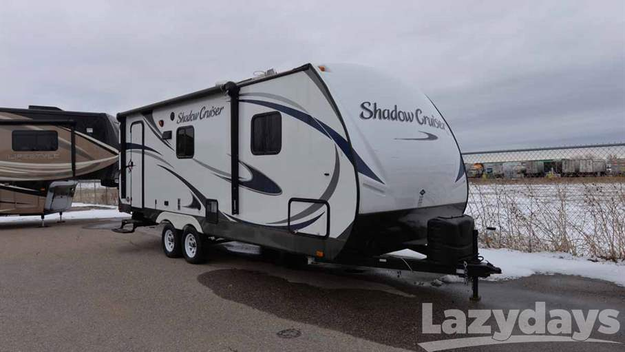 2015 Cruiser RV Shadow Cruiser 225RBS LE