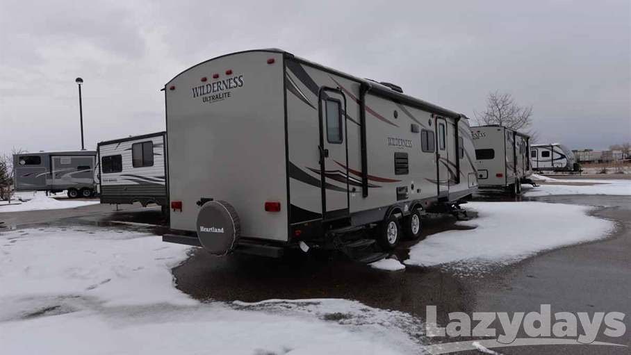 2016 Heartland WILDERNESS 2850BH