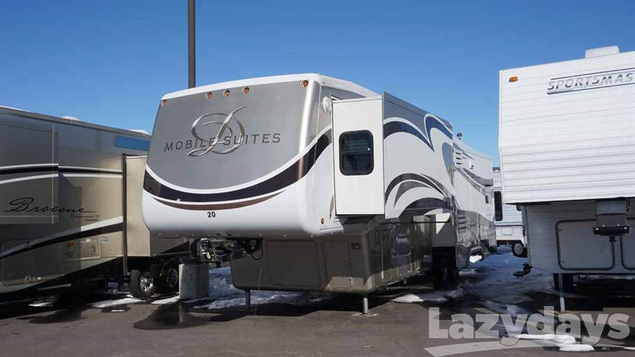 2009 Double Tree Mobile Suite 36RS3